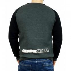 CS RPK bluza LAUR REGLAN klasyk grafit-czarna