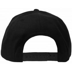 EL POLAKO czapka CUT COLORS snapback czarny
