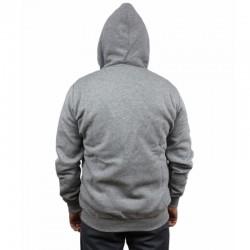 PROSTO bluza ON THE Hoodie grey