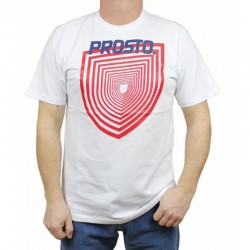 PROSTO koszulka TAIZE white