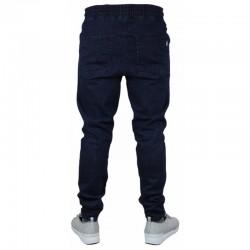 SSG spodnie STRETCH SKINNY jeans guma medium