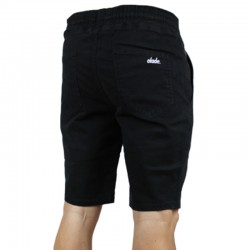 ELADE szorty ICON MINI Chino spodenki Black