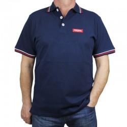 PROSTO koszulka GEEZA Polo navy