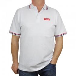 PROSTO koszulka GEEZA Polo white