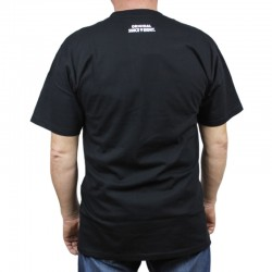 MASS koszulka BASE czarny 2019