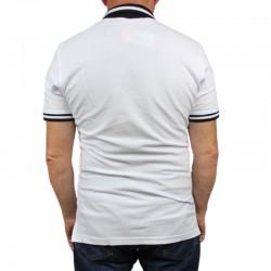 STOPROCENT koszulka TAG19 Polo white/black