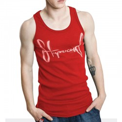 STOPROCENT tank RIBB TAG19 red