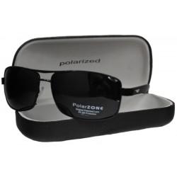 PolarZONE okulary Polaryzacyjne aviator 81-1