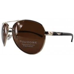 PolarZONE okulary Polaryzacyjne aviator 79a-1