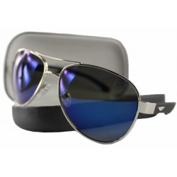 PolarZONE okulary Polaryzacyjne aviator 84-10