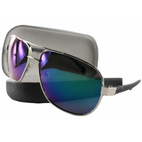 PolarZONE okulary Polaryzacyjne aviator 89-11
