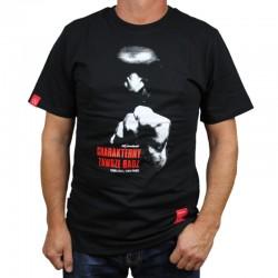 CS RPK koszulka CHARAKTERNY ZAWSZE BĄDŹ czarny