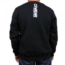 CS RPK bluza CS 3D klasyk czarny
