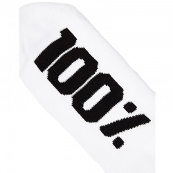 STOPROCENT skarpetki 100 white
