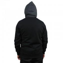 PATRIOTIC bluza F CIRCLE kaptur czarny