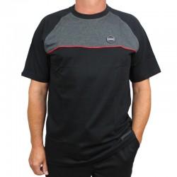 PATRIOTIC koszulka F CIRCLE czarny