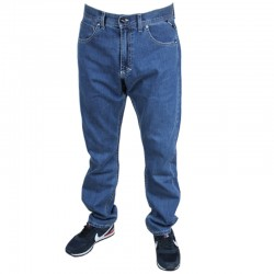 MASS spodnie BASE jeans regular blue 2019