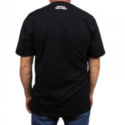 MASS koszulka HASSLE black