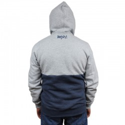 MASS bluza RESULT hoody grey
