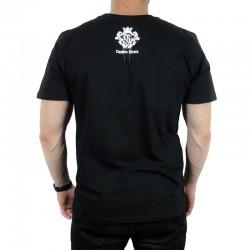 CS RPK koszulka KÓŁKO Drut Kolczasty czarny