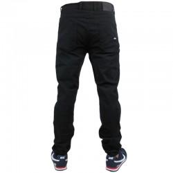 ELADE spodnie CHINO CHRONIC slim lycra czarny