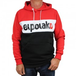EL POLAKO bluza ELPO NEW kaptur czerwony
