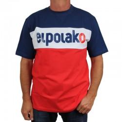 EL POLAKO koszulka ELPO NEW granat