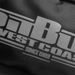 PIT BULL listonoszka BAG BOXING czarna