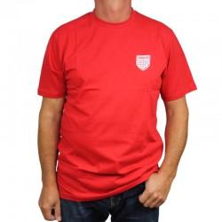 PROSTO koszulka LILSHIELD red