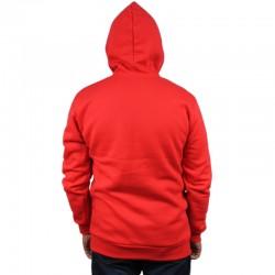 PATRIOTIC bluza FUTURA P LINE kaptur czerwony