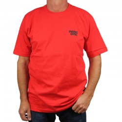 PATRIOTIC koszulka CLS MINI czerwony