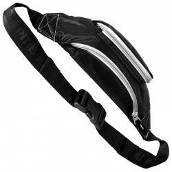 PIT BULL nerka WAISTBAG BOXING black/white