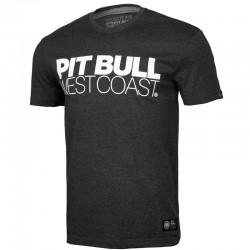 PIT BULL koszulka TNT PIT BULL charcoal