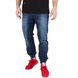 NEW BAD LINE Jogger Jeans NBL wycierane medium