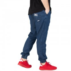 NEW BAD LINE Jogger Jeans ICON blue dark