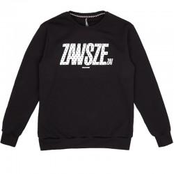 STOPROCENT bluza BBK ZAWSZE ZA black