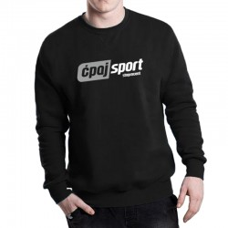 STOPROCENT bluza BBK ĆPAJ SPORT black