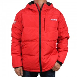 PROSTO kurtka WINTER ADAMENT 19 red