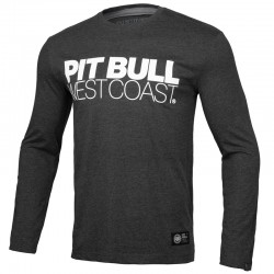 PIT BULL longsleeve TNT long charcoal