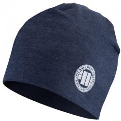 PIT BULL czapka SMALL LOGO Beanie navy