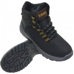 SMITHS buty zimowe PRO trapery Smith's black
