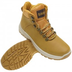 SMITHS buty zimowe PRO trapery Smith's yellow