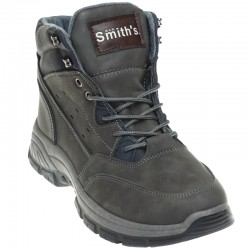 SMITHS buty zimowe TREK trapery Smith's black