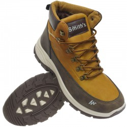 SMITHS buty zimowe WALK trapery Smith's yellow
