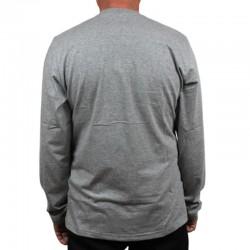 PROSTO longsleeve CLAZZIC long grey