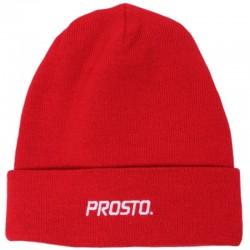 PROSTO czapka CLAZ red