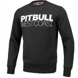 PIT BULL bluza TNT PIT BULL klasyk charcoal