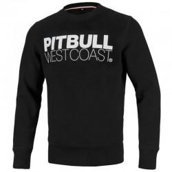 PIT BULL bluza TNT PIT BULL black klasyk