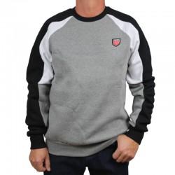 PROSTO bluza ESTRI klasyk grey