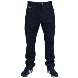 PROSTO spodnie REGULAR jeans rind navy
